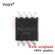 10pcs / lot new original W25q16jvssiq soic-8 16mbit serial flash / dual and Quad SPI / Flash