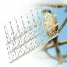 Новый металлический Отпугиватель для птиц и голубей, 25 см