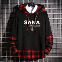 2019 Autumn Winter Logo hoodies men women Sweatshirts Hiphop Men Casual Hoodie Pullover