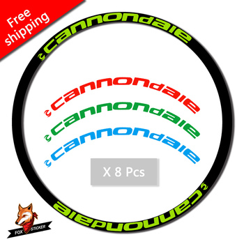 17 Decals MTB Rim set stickers two Wheel set Stickers for 26er 27.5er 29er inch Mountain bike Wheel Decals image