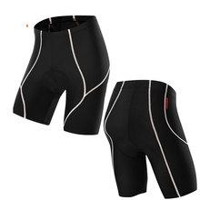 Cycling Shorts Padded-Gel Tights Downhill Mountain MALCIKLO Summer MTB Men Pro-Team Breathable