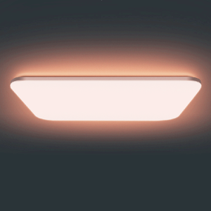 Image 2 - 2020 New YEELIGHT 50W Smart LED Ceiling Lights Colorful Ambient Light Homekit smart APP Control AC 220V For Living Room