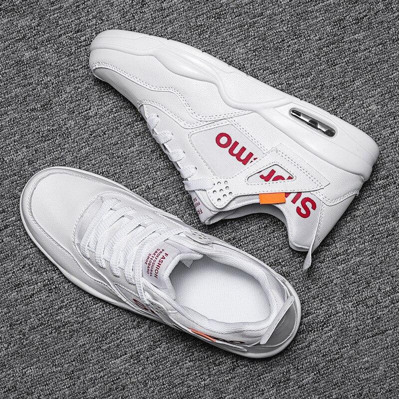 Купить с кэшбэком 2019 New Running Shoes For Men Sport Outdoor Sneakers Comfortable Breathable For Men Shock absorption cushion Men's Sneakers