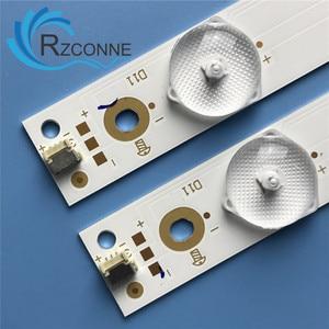 "Image 3 - LED תאורה אחורית רצועת עבור פיליפס 49 ""טלוויזיה 49PUF6701/T3 GJ 2K15 XM D2P5C1 490 D611 C1 49puh490 0/88 EVTLBM490E0601 TPT490U2 EQYSH"