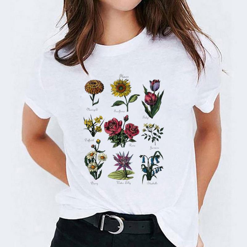 Футболки для девочек Футболка с принтом женская рубашка футболка