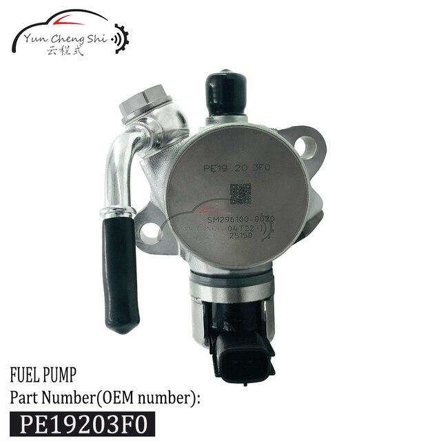 Neue öl pumpe SM296100 0020 PE19 20 3F0 SM2961000020 PE19203F0 F0R Mazda 3 benzin 2,0 hochdruck luftpumpe