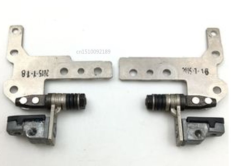 Free Shipping Laptop Axis Shaft Hinges Kit For Dell E7270 AAZ50-TS LCD Hinge Set Non Touch Left & Right AM1DK000300 AM1DK000400