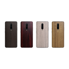 New Wooden Style Phone Stickers For oneplus 7t 7 pro 6t 6 Back Protector Films Decal One Plus 6 6T Adhesive Sticker