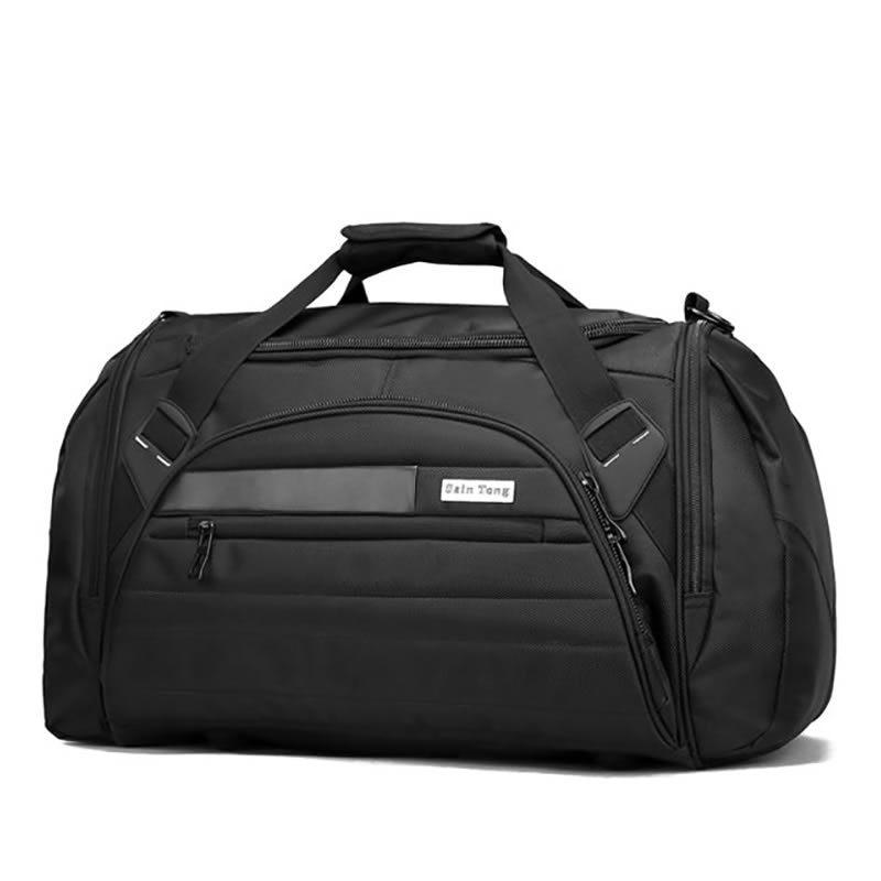 Men Travel Duffle Bag Weekend Women Voyage Bags Large Capacity Male Handbag Luggage Bag Female Waterproof Trip Shoulder Bags