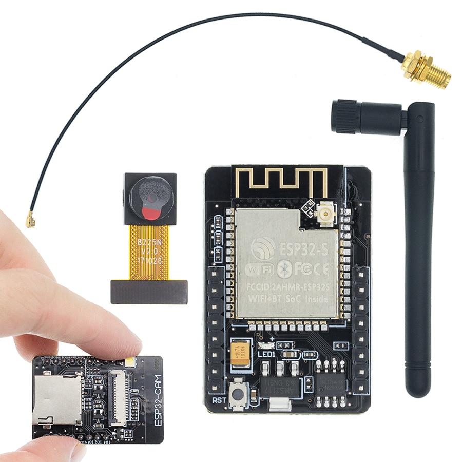 ESP32-CAM-MB ESP32-CAM Nodemcu Bluetooth модуль беспроводного доступа Wi-Fi, ESP32 серийный wi-fi ESP32 CAM макетная плата OV2640 Камера модуль 2,4 г