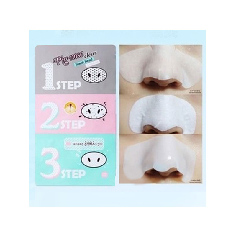 3 Step Kits For Psychiatrist Cleans Pores Remove Carnation Nose Strips For Female / Male Zone T Care Set Black Acne JLRS 2019