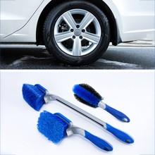 3 sztuk czyszczenie samochodu zestaw do czyszczenia opon pierścień gąbka do usuwania silnych zanieczyszczeń szczotka z długą rączką odkurzanie rolety klawiatura szczotka do czyszczenia # zer tanie tanio ISHOWTIENDA Popularny rodzaj 8x8x2 Car Accessories Car Wash Glass Villa car maintain repair Car Cleaner Laundry Detergents