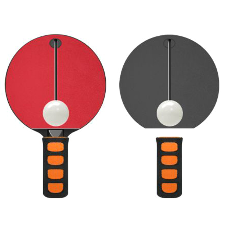 Anti-anxiety Toy Automatic Rebound Ping-Pong Racket Toy For Release Pressure Relieve Emotions Wrist Exercirse FK88