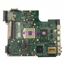 Genuine A000093200 DATE4DMB8D0 w Graphics Laptop Motherboard for Toshiba Satellite L740 L745 Notebook PC a000093500 da0te8mb6e0 main board for toshiba satellite l745 l745d laptop motherboard ddr3 socket fs1