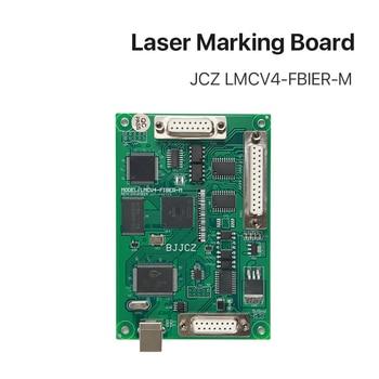 Original BJJCZ Laser Marking Machine Controller Fiber Laser Control Card V4 Ezcard for 1064nm Marking Machine IPG Raycus цена 2017