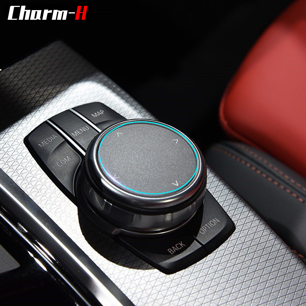 cheapest Invisible Center Console Gear Shift Knob Interior Trim TPU Protective Film Sticker for BMW X3 G01 2018 Car Styling Accessories