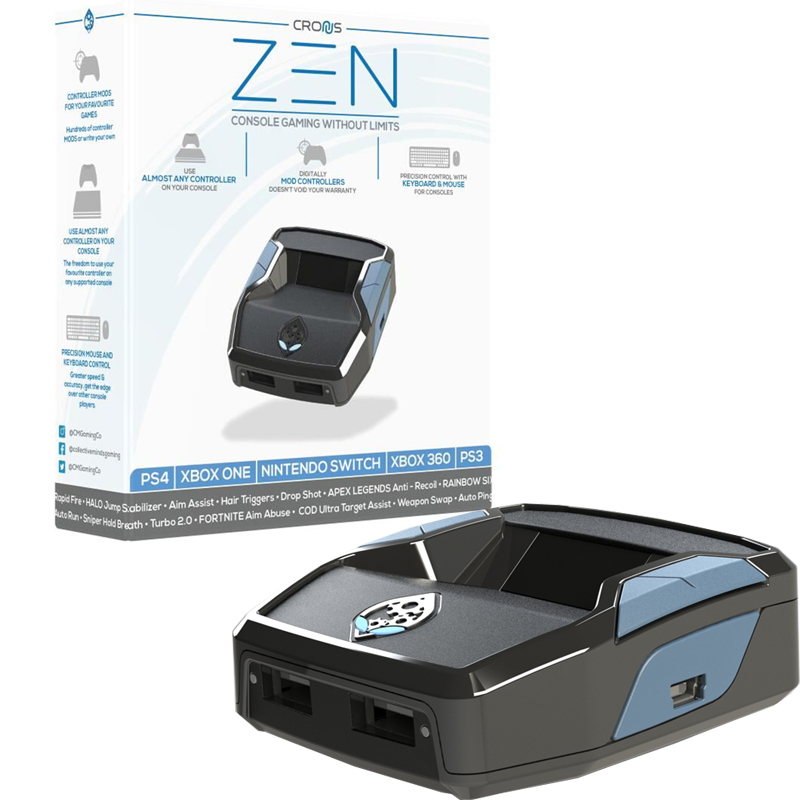Mouse Cronus Zen Wired/wireless-Keyboard Xbox360/Xbox1/switch Convertor for