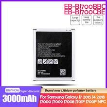 Аккумулятор для телефона Samsung GALAXY J7 Neo 3000 J7009 J7000 J7008 J700F, 2015 мАч