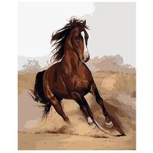 Набор для рисования маслом «сделай сам» 40x50 см