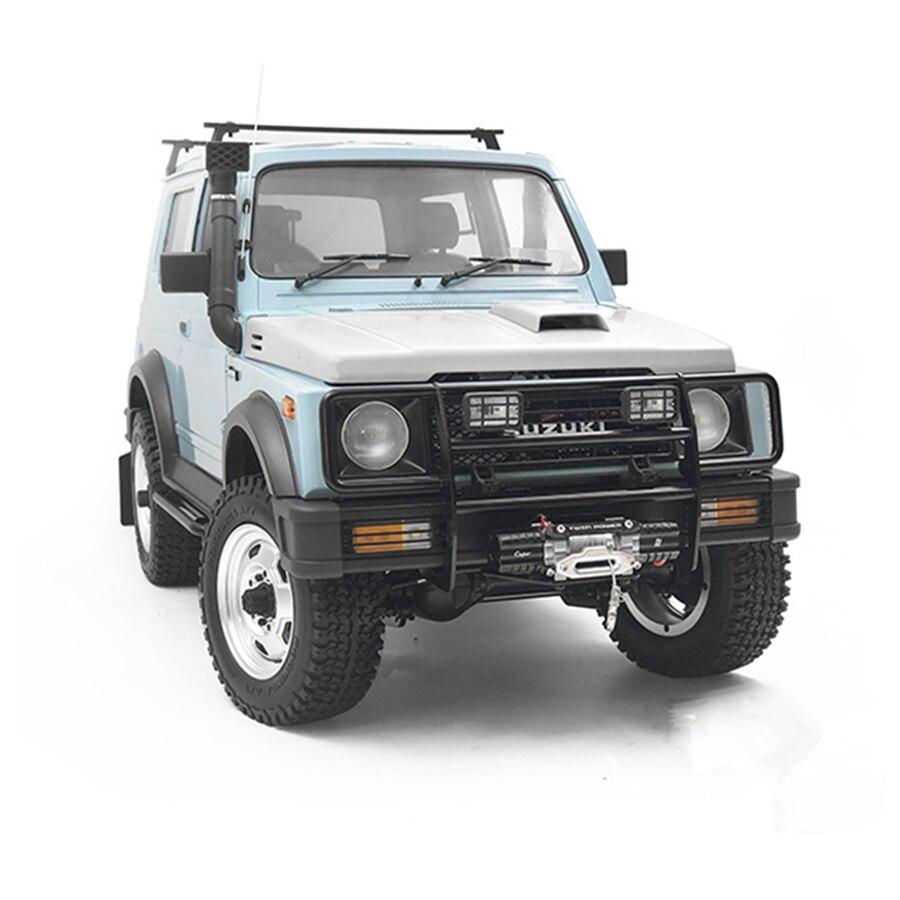 Metal tube bumper for 1//6 CAPO sixer 1 Suzuki Samurai rc car toy