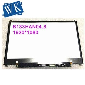 Free Shipping B133HAN04.8 B133HAN04.6 B133HAN04.9 13.3'' inch Laptop Lcd Screen 1920*1080 EDP 30pin IPS