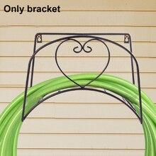 Hanger Hose-Holder Water-Pipe-Organizer Wall-Mounted Garden Storage-Rack Tidy-Reel Iron-Decorative