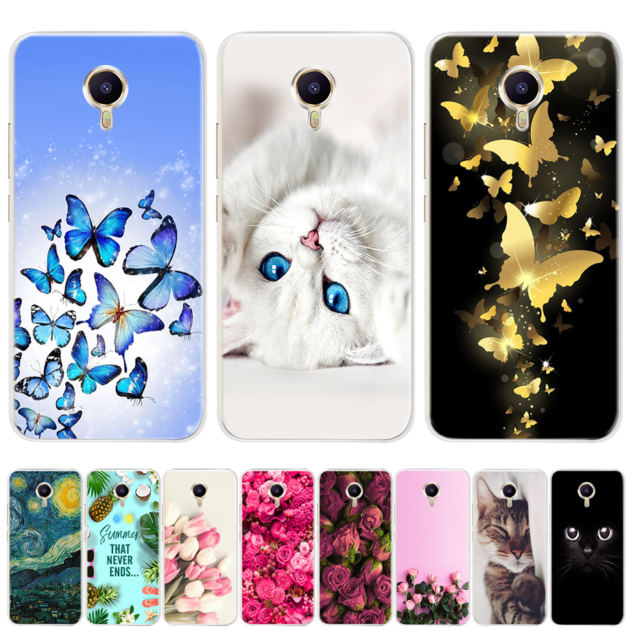 Phone Case For <font><b>Meizu</b></font> M5S <font><b>M3S</b></font> M3 M5 mini M3 M5 note M5C A5 Soft TPU Silicone <font><b>Cover</b></font> For <font><b>Meizu</b></font> M 3 5 s Note Mini <font><b>Back</b></font> Cases <font><b>Cover</b></font> image