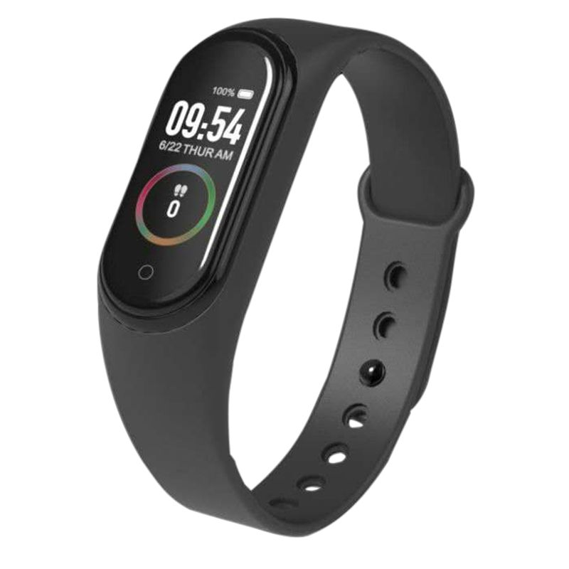 Wireless M4 Blood Pressure Watch Sports Heart Rate Monitor P