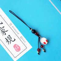 Mo Dao Zu Shi Telefon Anhänger Requisiten Cosplay Schlüsselbund Schlüssel Ring Anhänger Spielzeug Geschenk Handtasche Schlüssel Ring