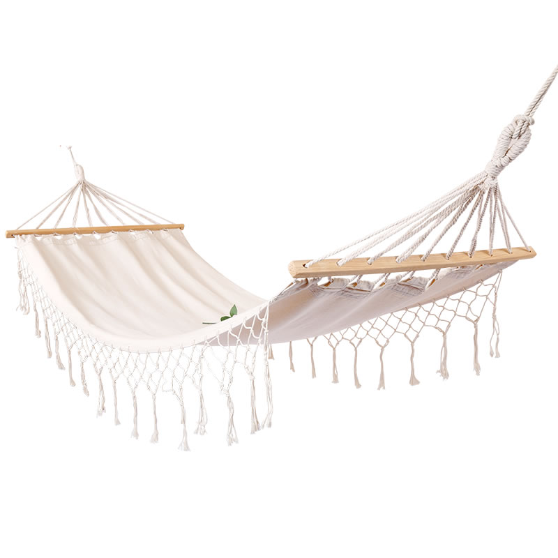 Hammock Swings Rural Hamock Indoor Swing Bed Tassel Hammock