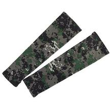 1 Pair Camouflage Cooling Sun UV Protection Cover Golf Cycling Bike Sports Arm Sleeves