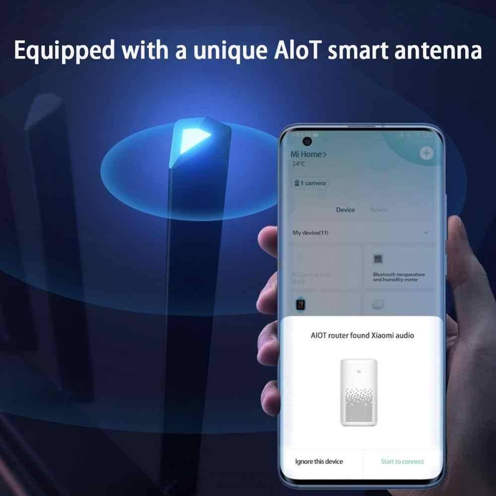 Xiaomi AX3600 AIoT Router Wifi6 dwuzakresowy 2976Mbs Gigabit Rate WPA3 szyfrowanie bezpieczeństwa siatka Wifi zewnętrzny wzmacniacz sygnału