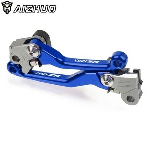 Image 4 - For Yamaha YZ125X CNC Motorcycle Pivot Brake Clutch Levers Dirt Pit Bike Levers For Yamaha YZ125X YZ 125X YZ 125 X 2017 2018