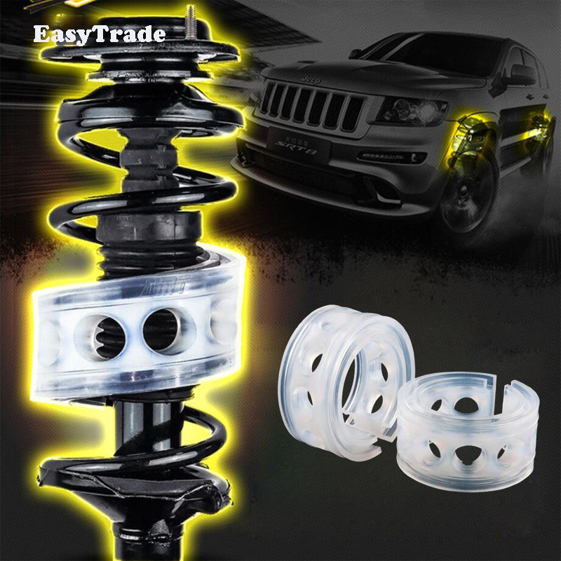 For Toyota RAV4 <font><b>2019</b></font> 2020 Accessories Car Shock Absorber Spring Bumper Power Auto-buffer A+/A/B/B+/C/<font><b>D</b></font>/E/F Type Springs 2pcs image