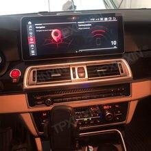 Radio con GPS para coche, reproductor Multimedia con Android 10, pantalla táctil de 12,3 pulgadas, Dvd, 4G, BT, para BMW serie 5, F10, F11, 2010 +