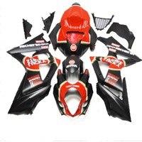 ABS Injection Fairing Kits For Suzuki GSXR1000 K7 07 08 Year 2007 2008 GSXR 1000 K7 07 08 Suzuki GSXR 1000 K7 Fairing