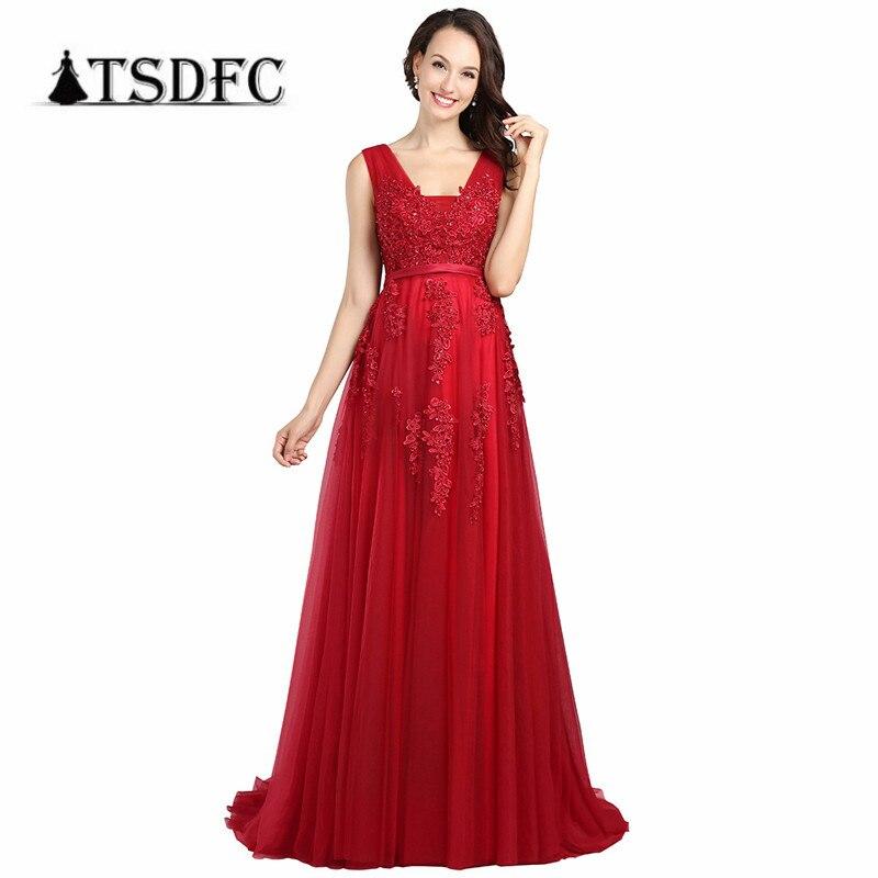 Grande taille peut personnalisé dentelle perles Sexy dos nu longues robes de soirée mariée Banquet élégant étage-longueur fête robe de bal