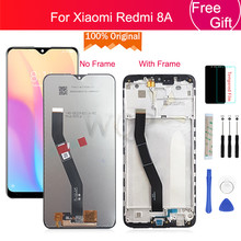 Original for Xiaomi Redmi 8A Display LCD Touch Screen Digitizer Assembly For Redmi 8a lcd with frame 10 Touch screen replacement