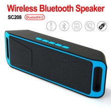 ABDO Outdoor Home Portable Bluetooth Speaker Wireless Stereo with HD Audio and Enhanced Bass Built-In Dual Driver Support TF/FM harmonixx portable wireless bluetooth speaker with built in speakerphone 10 hour rechargable battery and enhanced bass for iphone android ipad