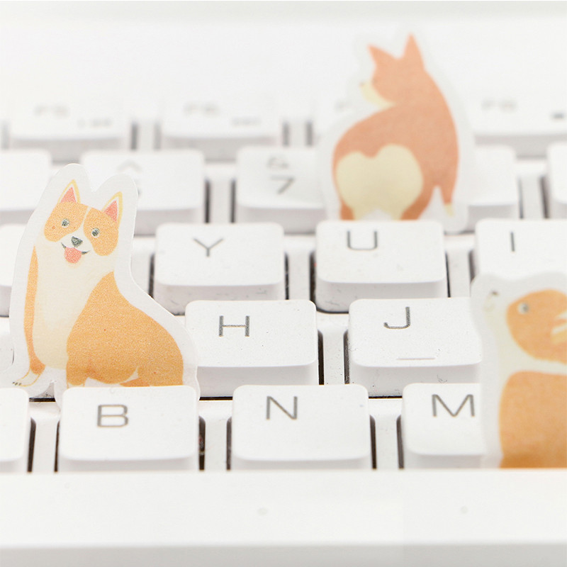 InLoveArts 40 PCS SET DIY Cute font b Pets b font series Stickers Scrapbooking Stick Label
