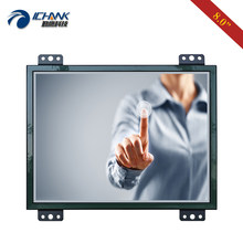 "ZK080TC-UD2/8"" inch 1024x768 USB HDMI Metal Shell Open Frame Embedded Industrial Resistive Touch LCD Screen Monitor PC Display(China)"