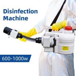 Elektrische ULV sprüher Tragbare fogger maschine Desinfektion Maschine für krankenhäuser hause ultra kapazität spray maschine kampf drogen