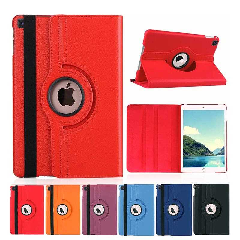 KatyChoi Fashion 360 Rotate Stand Case For Samsung Galaxy Tab S5e T720 T725 Tablet Case Cover-0