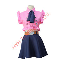 LCSP The Seven Deadly Sins Elizabeth Liones Cosplay Costume Japanese Anime Nanatsu No Taizai Uniform Suit Outfit Clothes