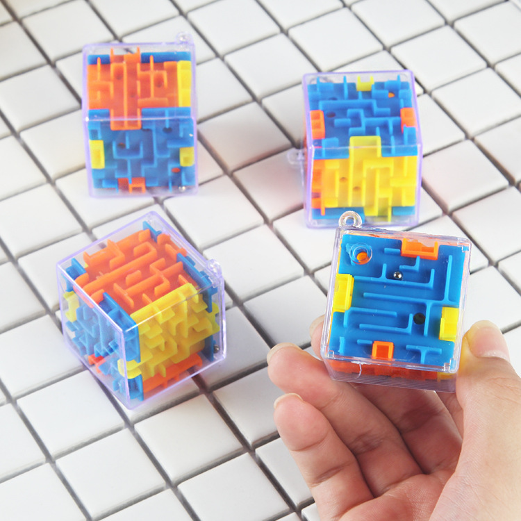 Hot Sales Of 3d Puzzles Maze Toys Magic Hand Games Box Balance Educational Children Toys Fun Brain Games Challenge Toys