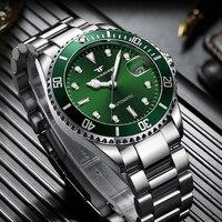 FNGEEN seria szkielet automatyczny zegarek mechaniczny mężczyźni Tourbillon zegarek sportowy Casual Business Wrist mechaniczny zegarek Montre homme