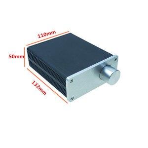 Image 4 - Répartiteur de signal 4 en 1 sortie audio connecteur rca sélecteur de signal sélecteur de Source entrée HIFI commutateur de câble rca boîtier schalter