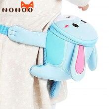 Поясная сумка для NOHOO малышей 3D мультфильм мешок талии и груди мешок Crossbody сумки для мальчиков девочек pures и сумки милые дети сумка на ремне