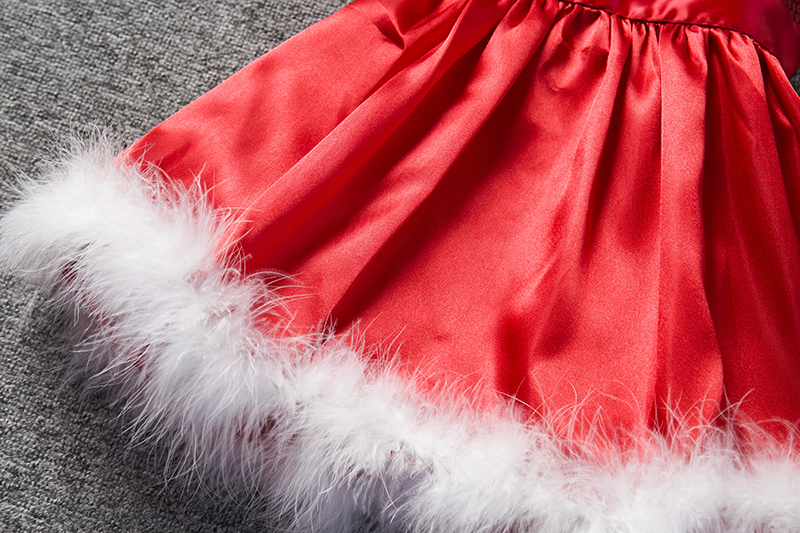 Hcc2e4df0ead244f3b0c9cec1157a04e3P Fancy New Year Baby Girl Carnival Santa Dress For Girls Summer Minnie Mouse Holiday Children Clothing Party Tulle Kids Costume