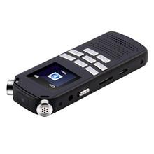 Портативная записывающая Ручка MP3 HD DVD шумоподавление аудио рекордер для лекций PUO88